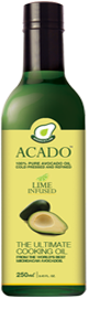 Lime Flavour Infused Acado Avocado Oil